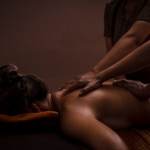 Kiddie Khmer Full Body Massage